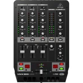 Behringer Pro Mixer VMX300USB Mezclador DJ