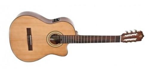 Palmer Tanis CEQ Guitarra Electroacústica