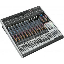 Behringer XENYX X2442USB Mezcladora de audio USB