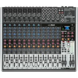 Behringer XENYX X2222USB Mezcladora de audio USB