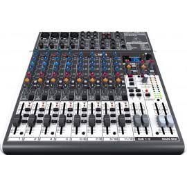 Behringer XENYX X1622USB Mezcladora de audio USB