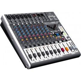 Behringer XENYX X1222USB Mezcladora de audio USB