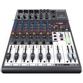 Behringer XENYX 1204USB Mezcladora de audio USB