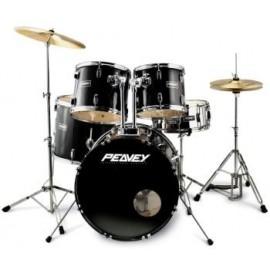 Peavey DRUMK Black Batería Acústica 5 Piezas