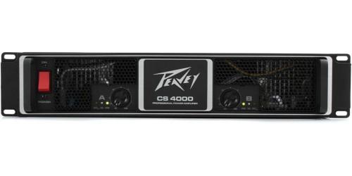 Peavey CS4000 Amplificador de Potencia de 4000 Watts