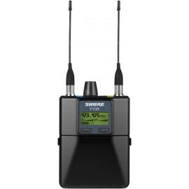 Shure P10R Receptor de Cuerpo PSM1000