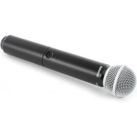Shure GLXD2/SM58 Micrófono inalámbrico