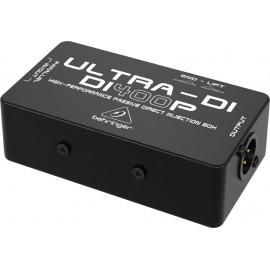 Behringer ULTRA-DI DI400P Caja directa pasiva