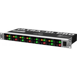 Behringer ULTRA-DI PRO DI800 Caja directa de 8 canales