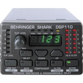 Behringer SHARK DSP110 Procesador de Señal