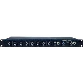 Shure SCM800E Mezclador de 8 canales