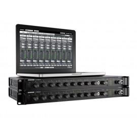 Shure SCM820 Mezcladora automatica digital de 8 canales