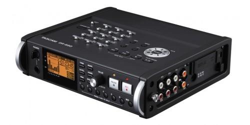 Tascam DR-680 Grabador portátil de 8 canales