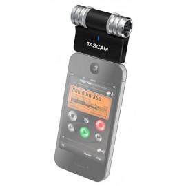 Tascam iM2 Micrófono estéro para Apple iOS