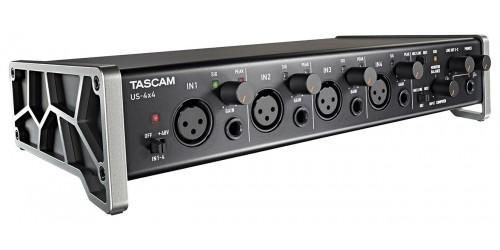 Tascam US-4X4 Interfaz USB de audio/MIDI