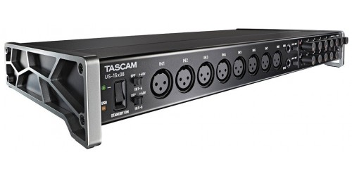Tascam US-16x08 Interfaz de audio/MIDI USB