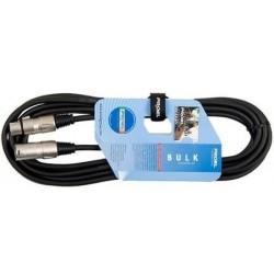 Proel BULK250 LU6 Cable de Micrófono de 6 mts.