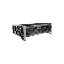 Tascam US-2X2 Interfaz USB de audio/MIDI
