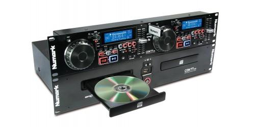 Numark CDN77USB Compactera doble de CD/Mp3/USB