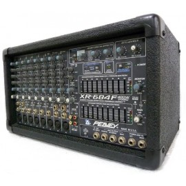 Peavey XR 684F Power Mixer de 8 canales