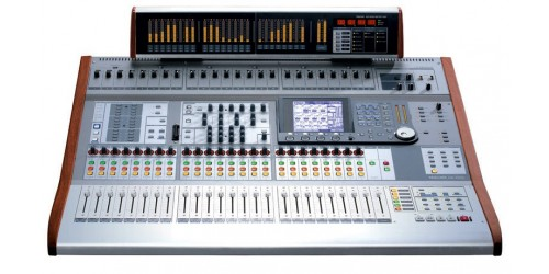 Tascam DM-4800 Mezcladora digital de 48 canales