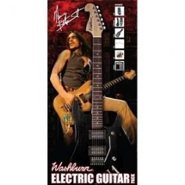 Washburn N1BPACK Combo de Guitarra Nuno Bettencourt y amplificador