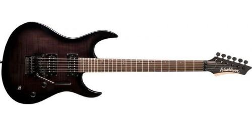 Washburn XMDLX2FRFBB Guitarra Eléctrica