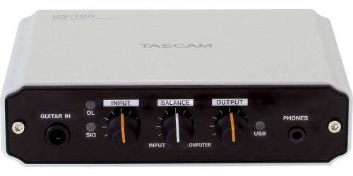 Tascam US-100 Interfaz de Audio USB