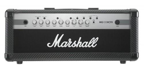 Marshall MG100HCFX Cabezal de guitarra 100 watts