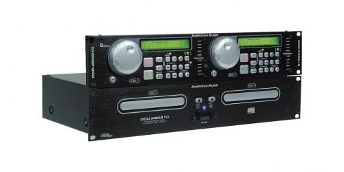 American Audio DCD-PRO310 Compactera doble de CD