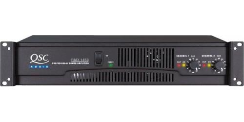 QSC RMX1450 Amplificador de Potencia