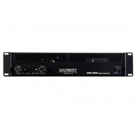 Crest CPX 900 Amplificador de Potencia