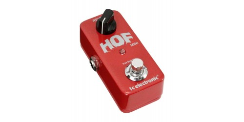 TC Electronic HOF Mini Reverb Pedal de Guitarra