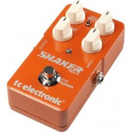 TC Electronic Shaker Vibrato Pedal de Guitarra