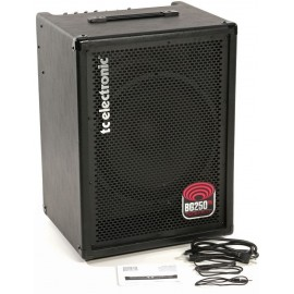 TC Electronic BG250 115 MKII Amplificador de Bajo