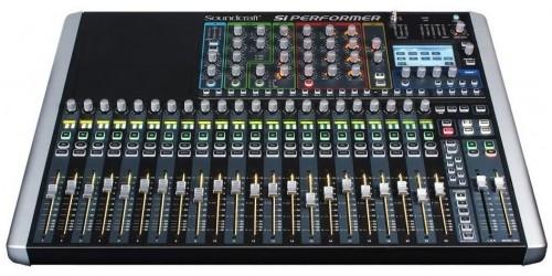 Soundcraft Si Performer 2 Mezcladora Digital
