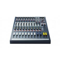 Soundcraft EPM8 Mezcladora Analógica de 8 Canales