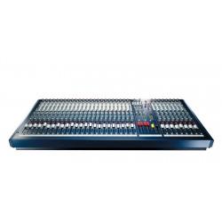 Soundcraft LX7ii 32 Mezcladora Analógica de 32 Canales