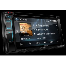 Kenwood DDX417BT Autoradio DVD con Bluetooth