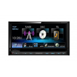 Kenwood DDX7071BT Autoradio DVD con Bluetooth
