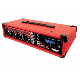 Novik Neo NVK 4300BT Mezclador Amplificado MP3/USB/SD Bluetooth