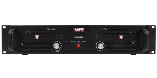 Novik Neo NOVO 1500 Amplificador de Potencia