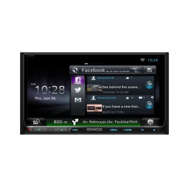 Kenwood DNN9710BT Autoradio Multimedia Bluetooth