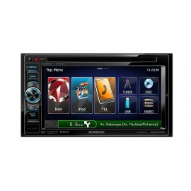 Kenwood DNX5710BT Sistema AV Bluetooth