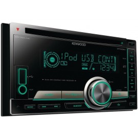 Kenwood DPX308U Autoradio CD doble DIN