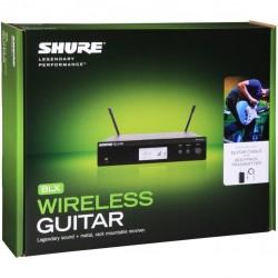Shure BLX14R Sistema inalámbrico para guitarra y bajo