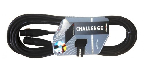 Proel CHL250 LU1 Cable de micrófono de 1 metro
