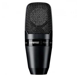 Shure PGA27-LC Micrófono Vocal de Condensador Cardióide