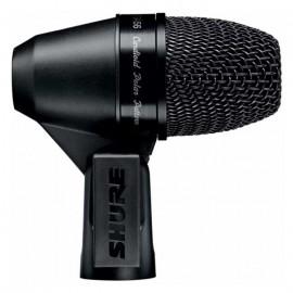Shure PGA56-XLR Micrófono para Instrumentos de Percusión