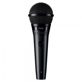 Shure PGA58-XLR micrófono vocal de mano.